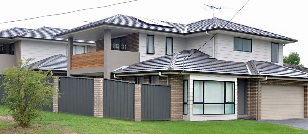 Building construction company extensions duplex custom builds renovations Seven Hills Sydney